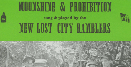 moonshine and prohibition music album